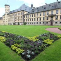 Fulda - The Palace | Fulda - Le Palace