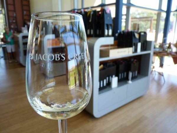 Jacob's Creek - Wine tasting - Barossa Valley - Trick or Trip
